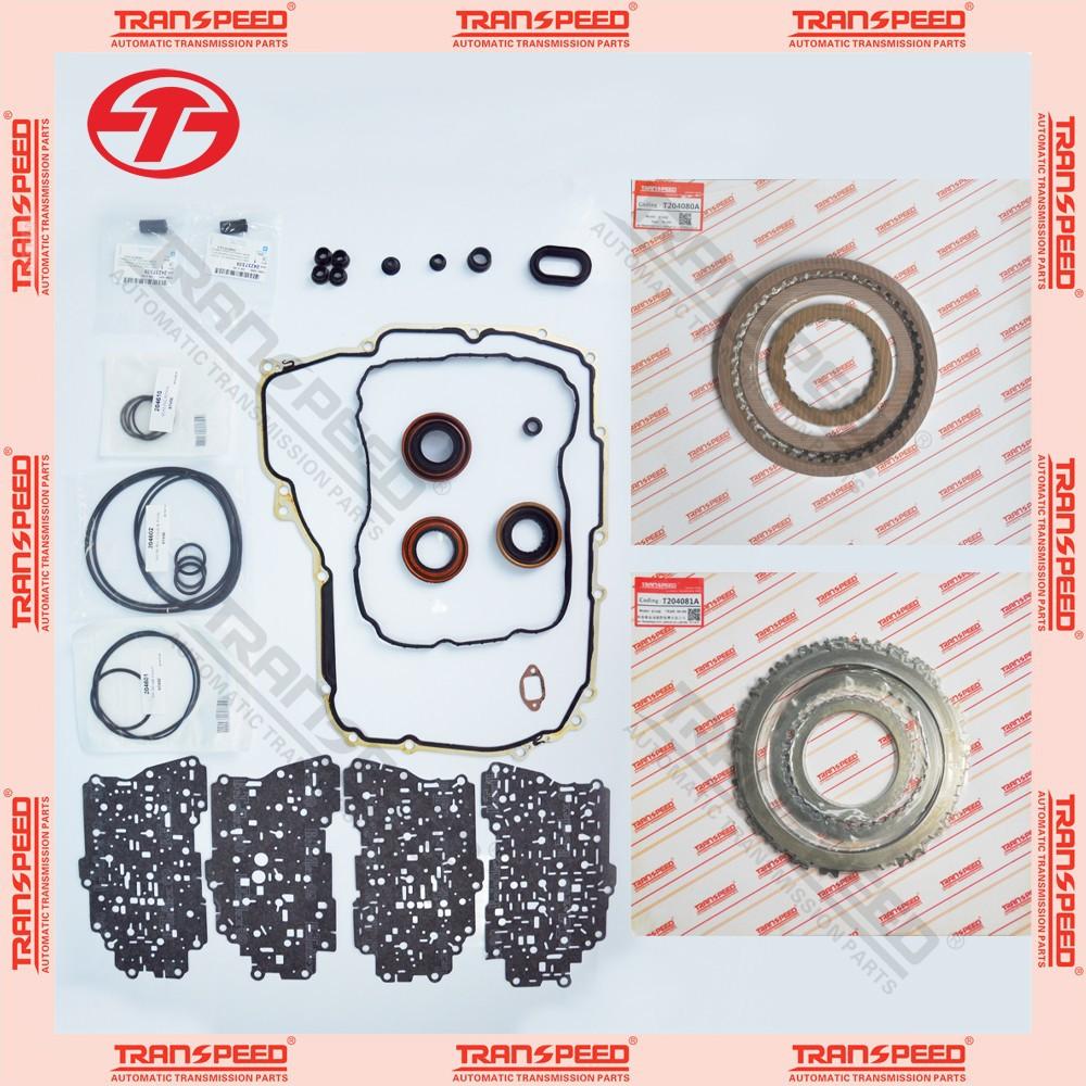6t40 transmission rebuild kit
