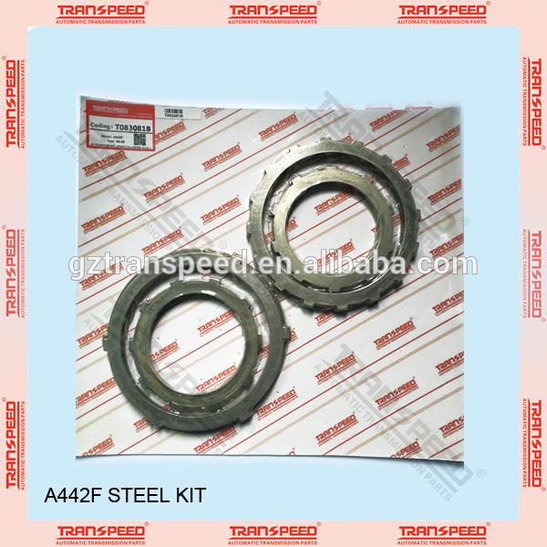 Transpeed automatic transmission parts A442F steel kit T083081B clutch kit