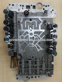 722.9 automatic transmission Valve body Mechatronic.