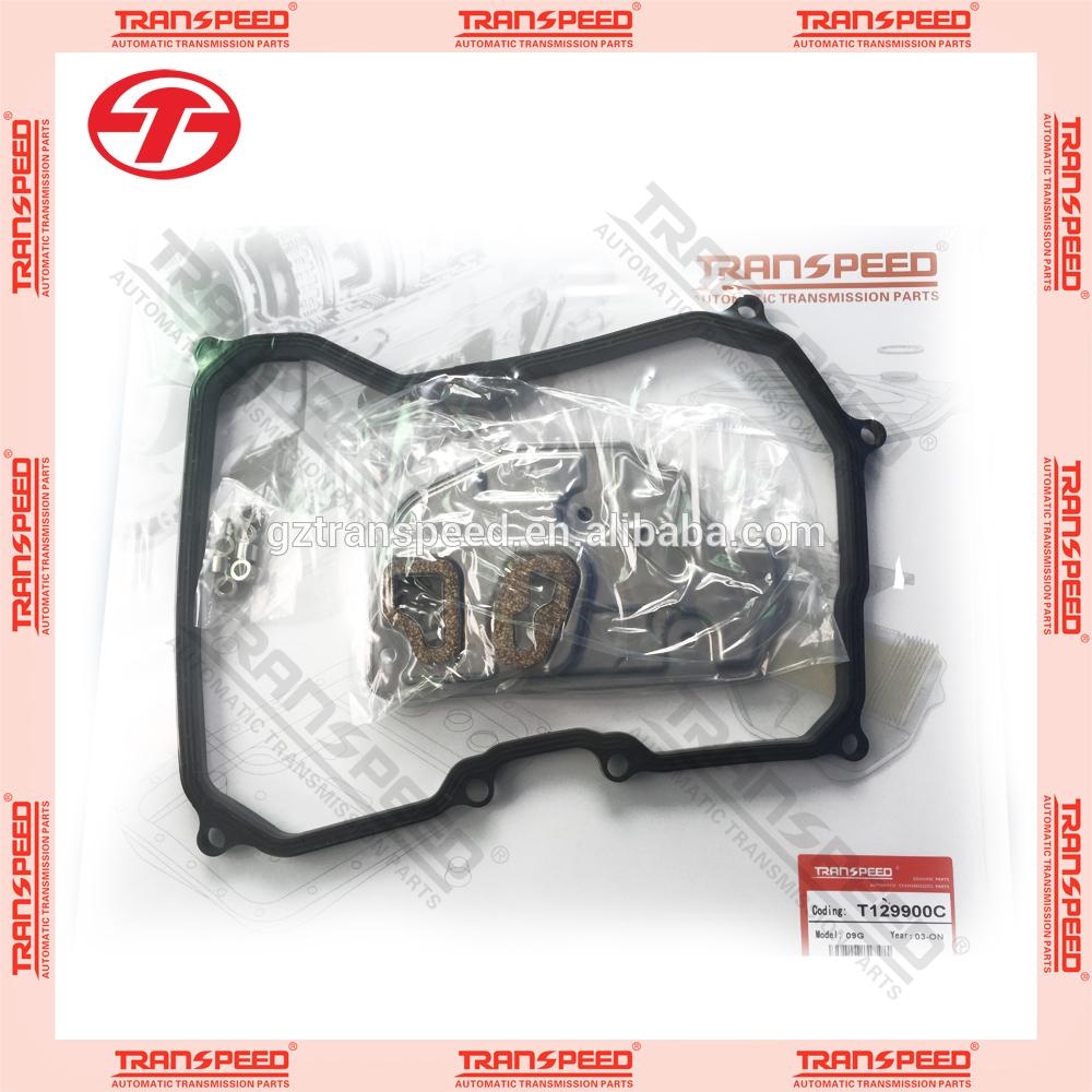 NEW items 09G transmission service kit oil filter gasket kit rubber gasket for VW