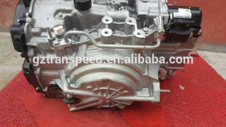 6t40e genuine auto gearbox complete tansmission new model