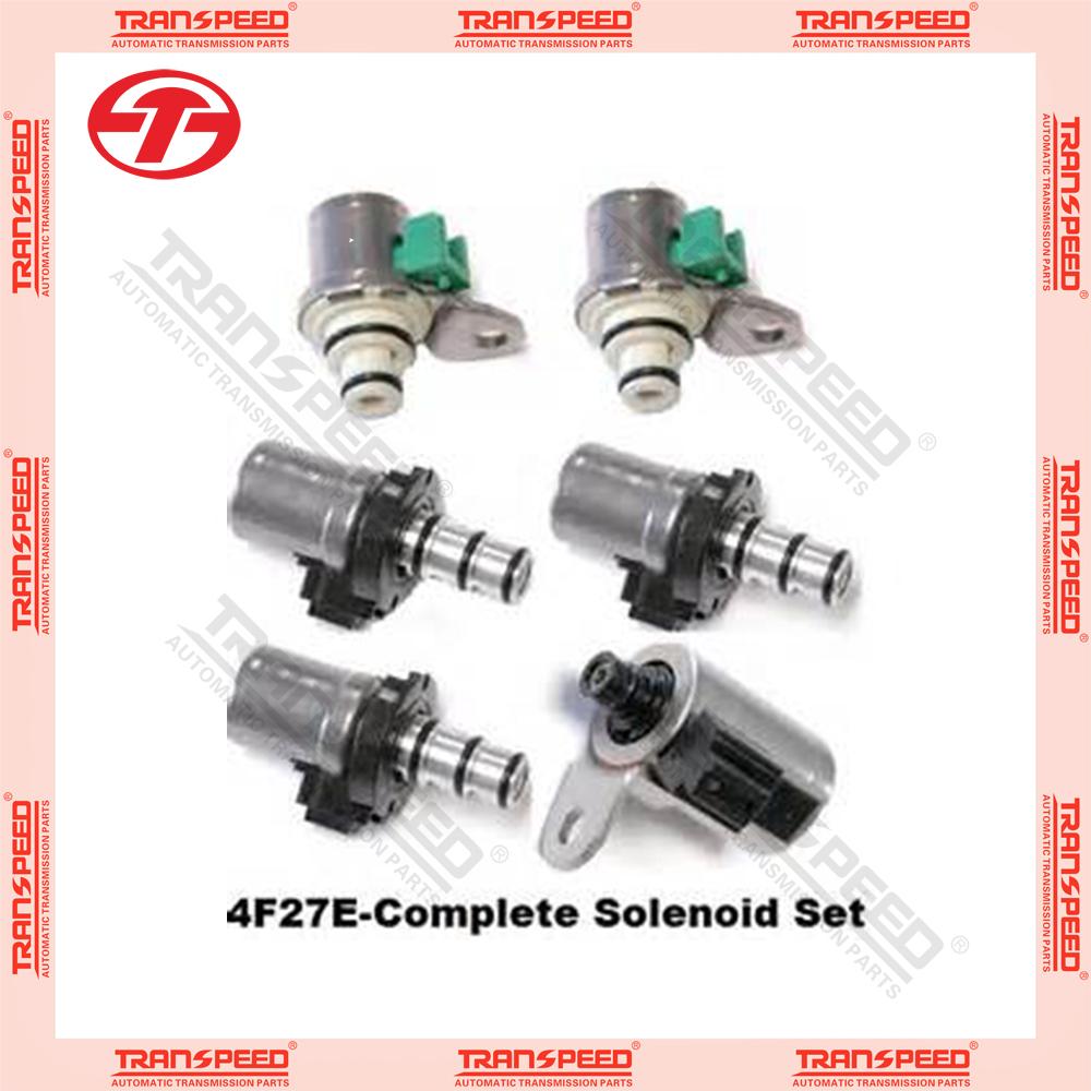 Transpeed automatic transmission 4F27E solenoid kit