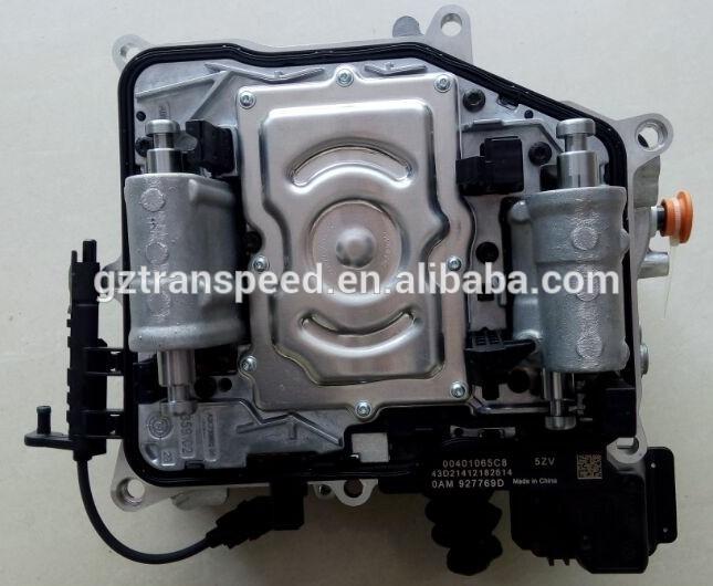 DQ200 Oil circuit Board for VW 7 speeds DSG transmission