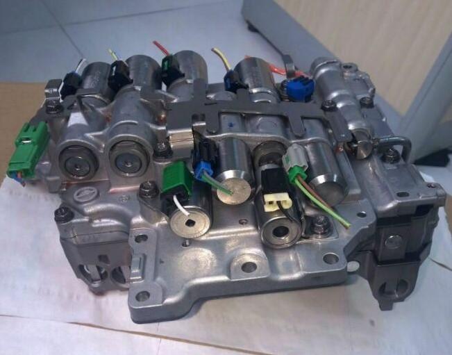 remanufactured valve body for LandRover TF81-SC transmission