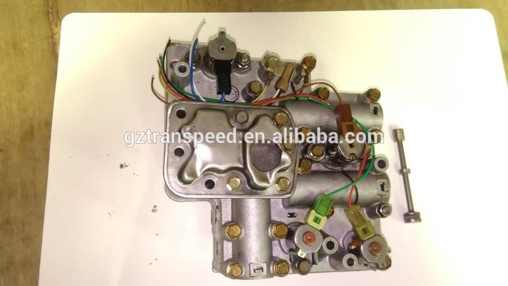 jf405e transpeed automatic transmission valve body