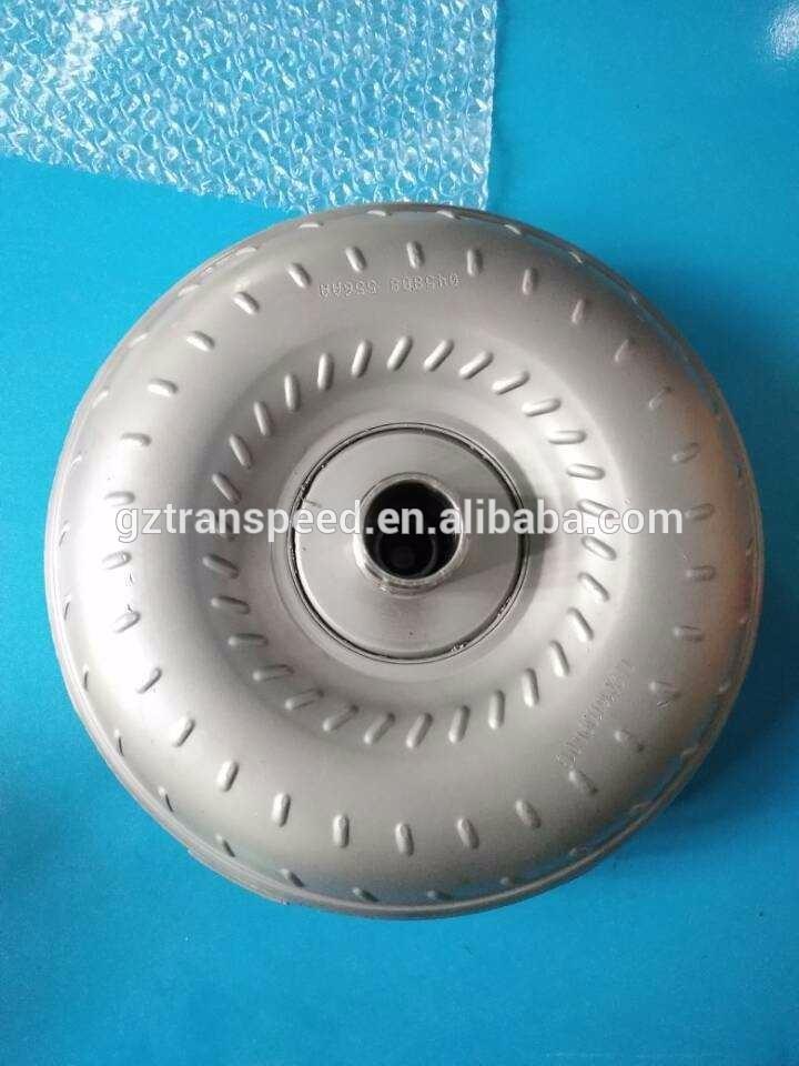 transpeed transmission 62TE torque converter