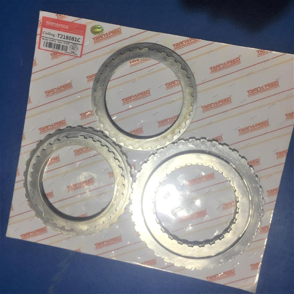 Transpeed 8hp70 automatic transmission steel plate kit