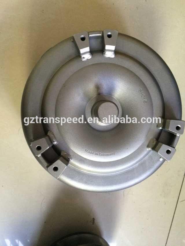 4 speeds BTR transmission Torque converter for Ssangyong