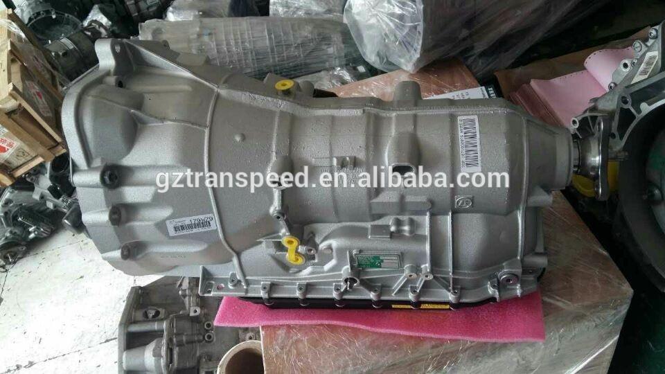 6HP21 transmission assembly