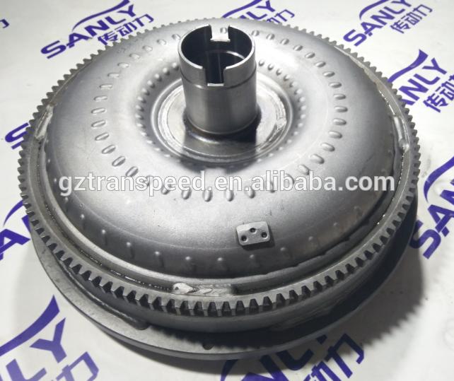 Transpeed 4EAT automatic transmission torque converter