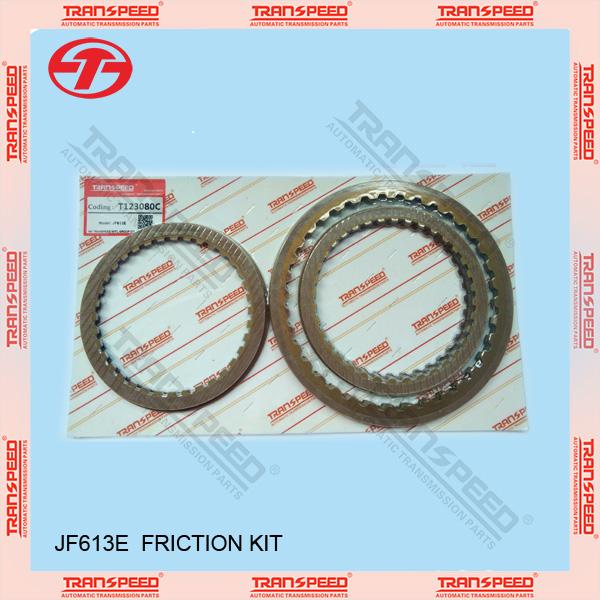 TRANSPEED JF613E/F6AJA T123080C Automatic transmission friction kit clutch disc
