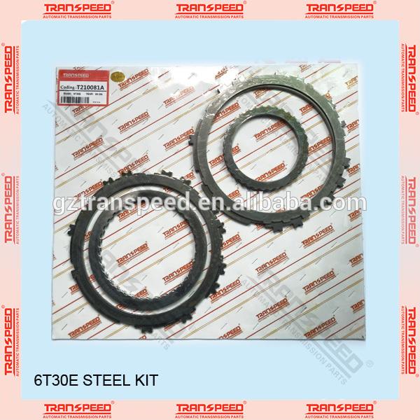 transpeed transmission parts 6T30E steel kit T210081A clutch kit